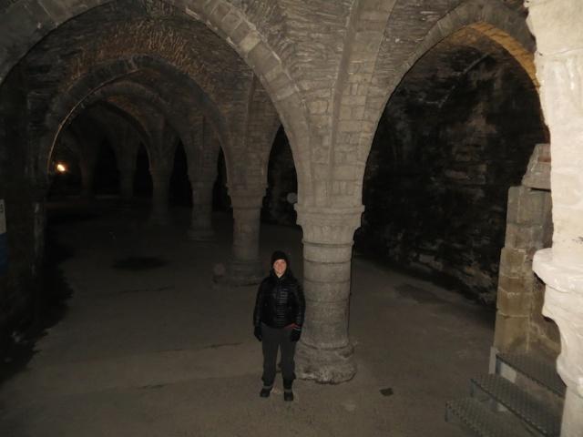 Ghent Castle Basement