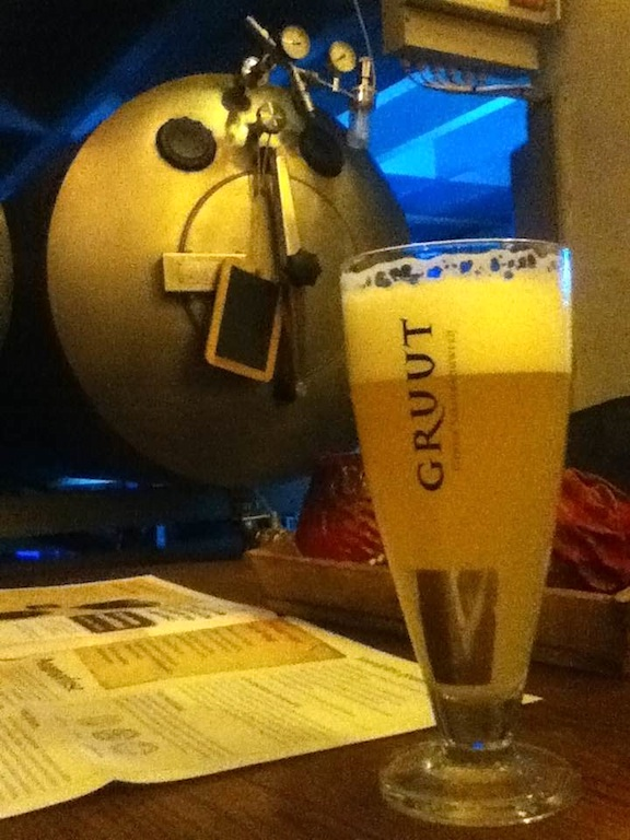 Gruut Blonde Beer Ghent
