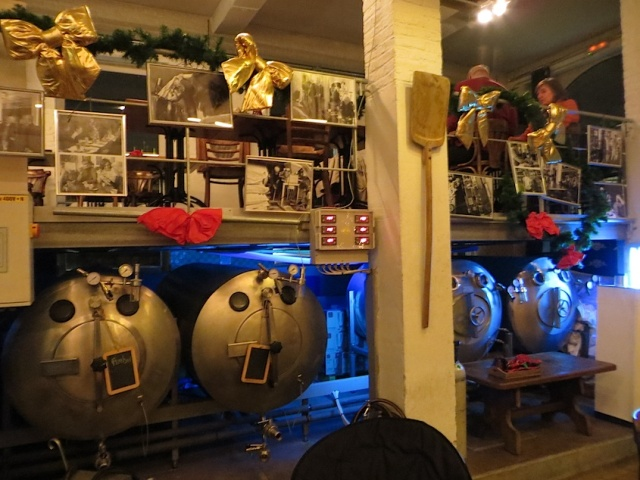 Gruut Brewery Tanks