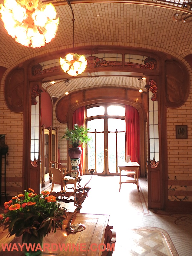 Horta House Museum Brussels