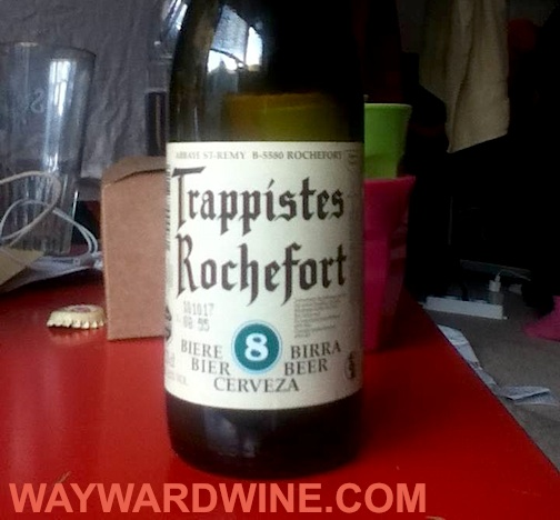 Rochefort Trappist Beer 8