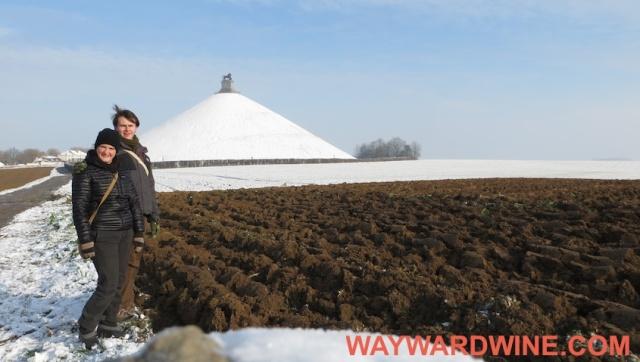 Tracy Aaron Battlefield Waterloo Belgium