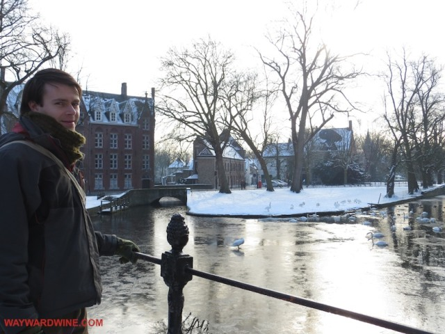 UNESCO Bruges Ten Wijngaerde beguinage