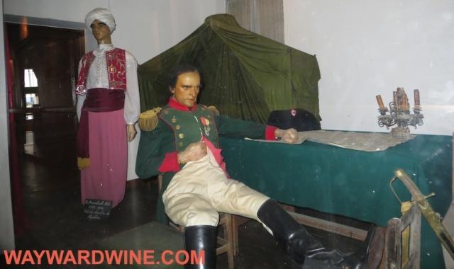 Wax Napoleon Waterloo