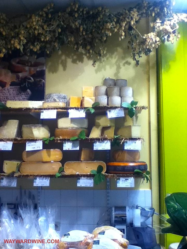 Philippe Olivier Cheese Shop Lille