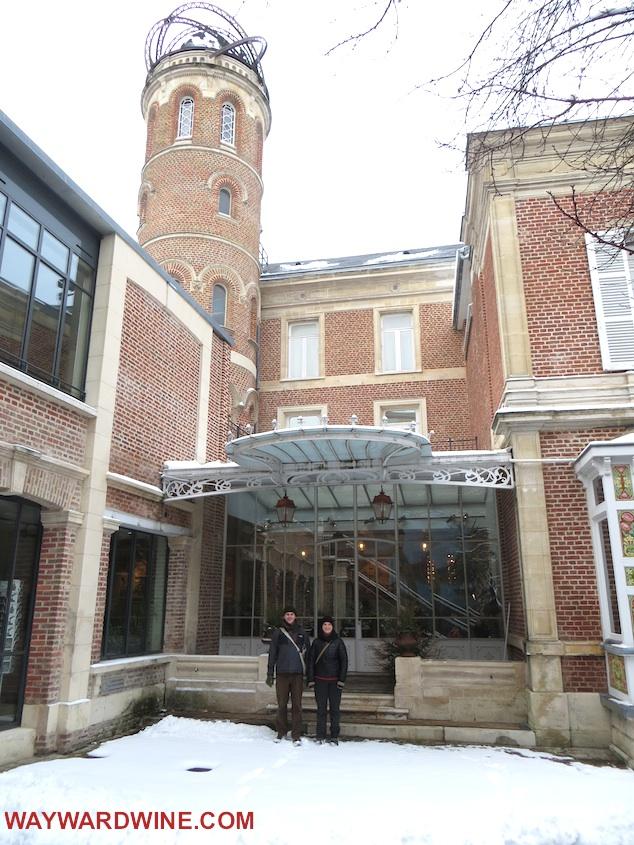 Jules Verne House Amiens