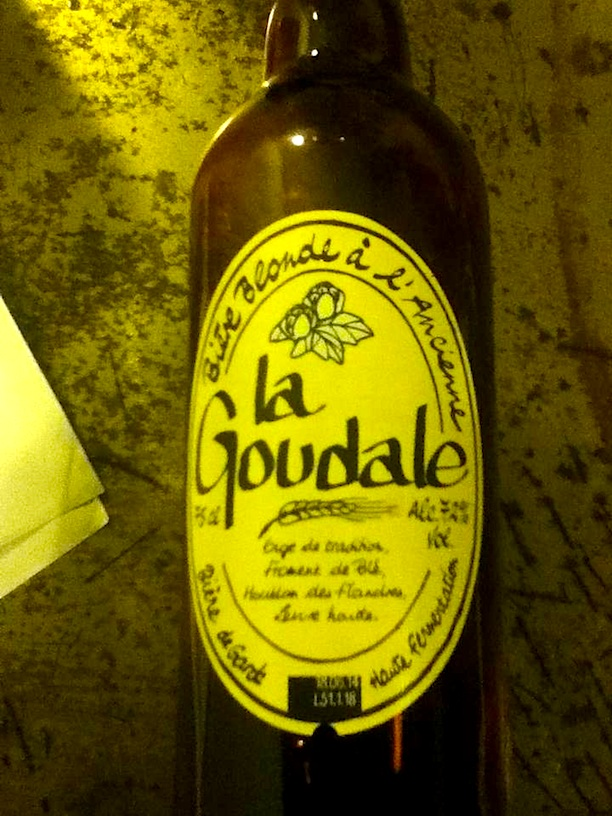 La Goudale Beer France