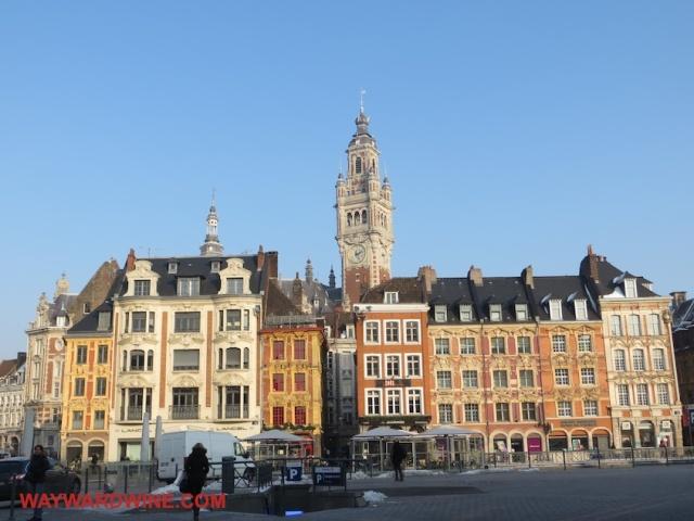Lille Square