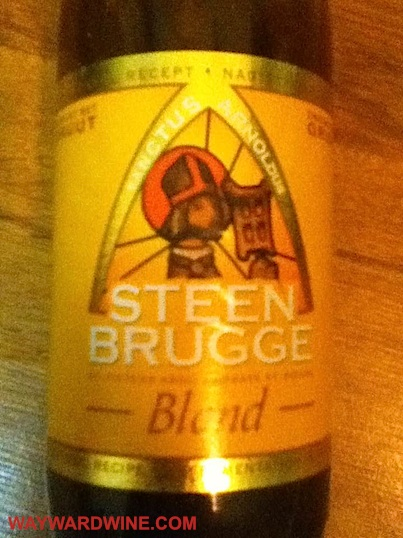 Steen Brugge Beer Belgium