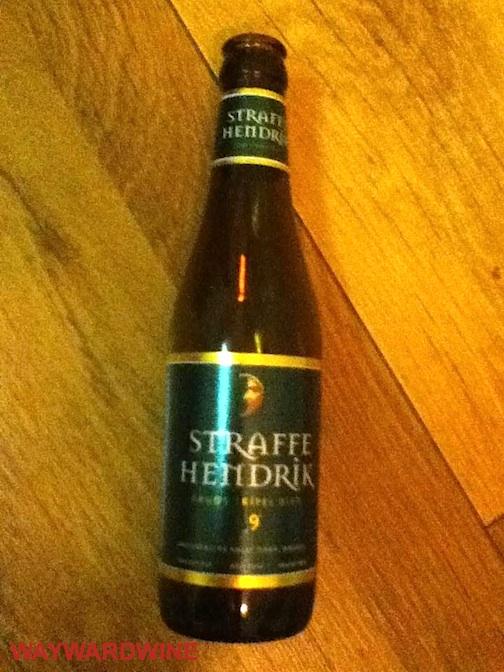 Straffe Hendrik Bruges Beer
