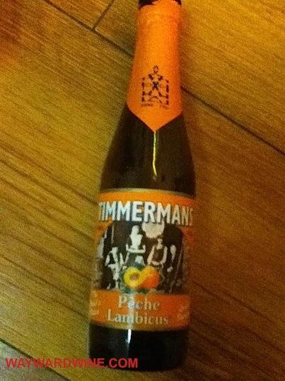 Timmermans Peach Lambic