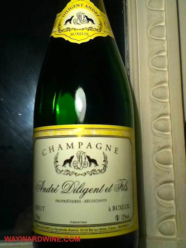 Andre Diligent et Fils Brut Champagne France