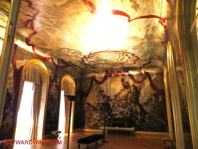 Carnavalet Silver Leaf Room