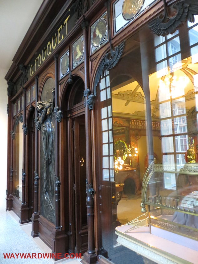 Fouquet Jewelry Shop