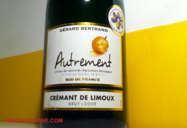 Gerard Bertrand Autrement Cremant de Limoux Brut 2009