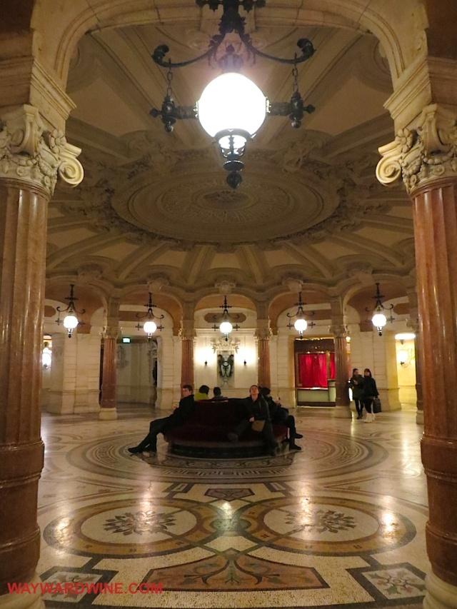 Paris Opera Basement