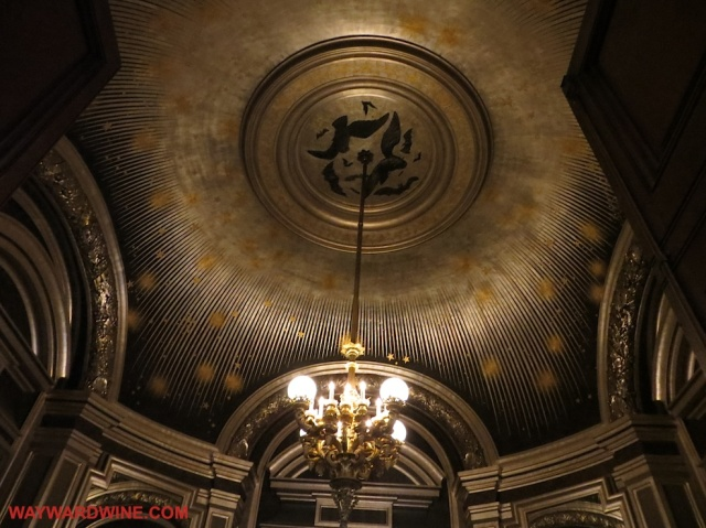 Paris Opera Bat Room