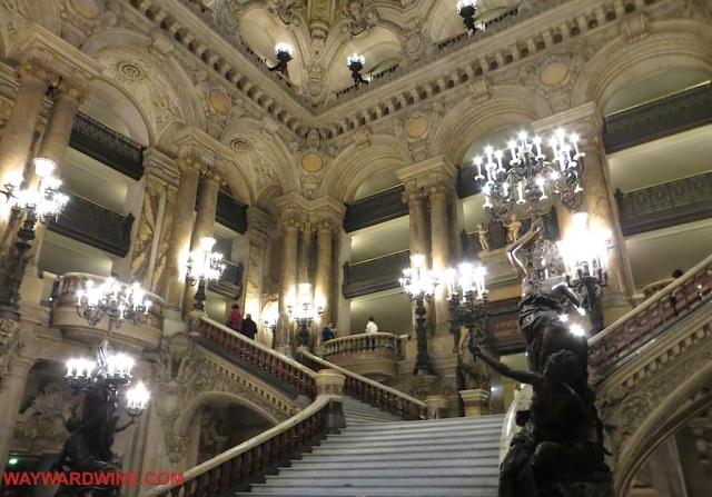 Paris Opera Stair Case 2