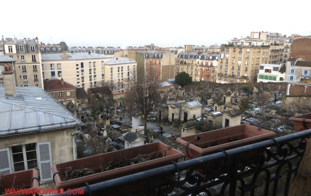 Quiet Neighbors Paris France