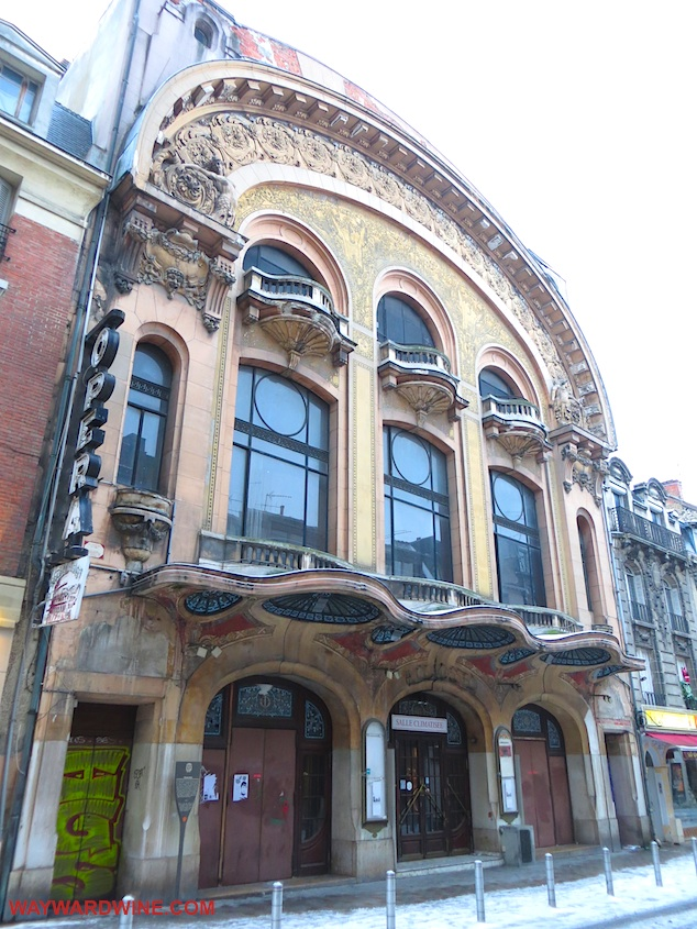 Reims Art Nouveau Theater