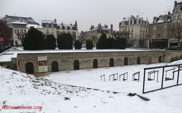 Roman Cryptoportico Reims