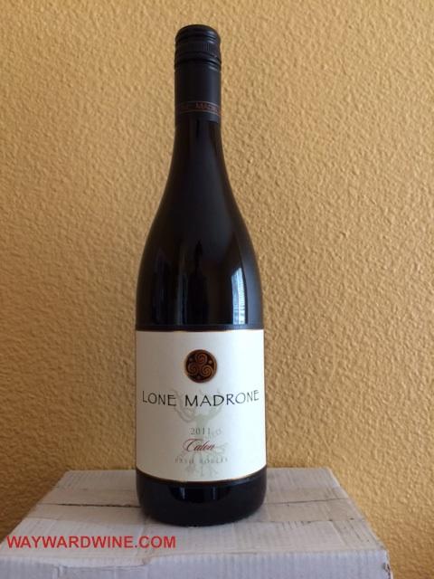 Lone Madrone Calon 2011 Paso Robles