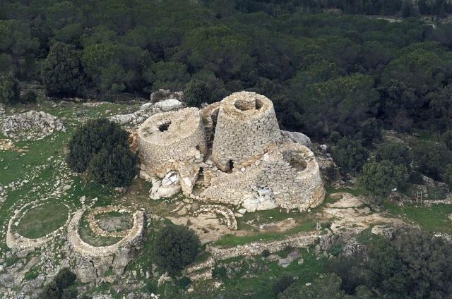 Nuraghe Sardenia