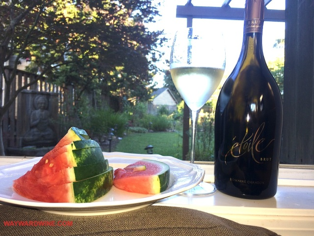 Etoile Brut Napa Valley 4th of July