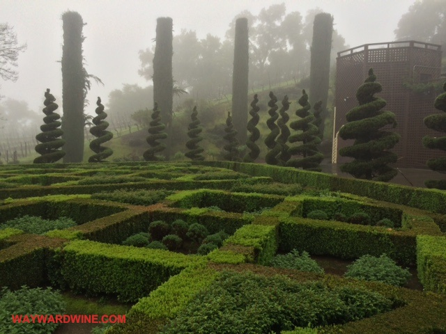 Newton Garden