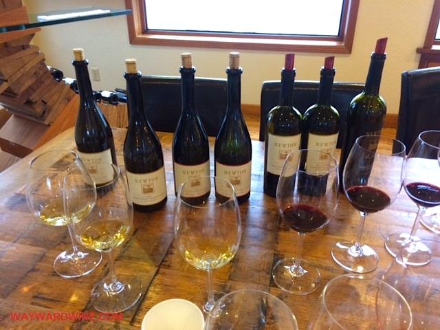 Newton Vineyard Wines