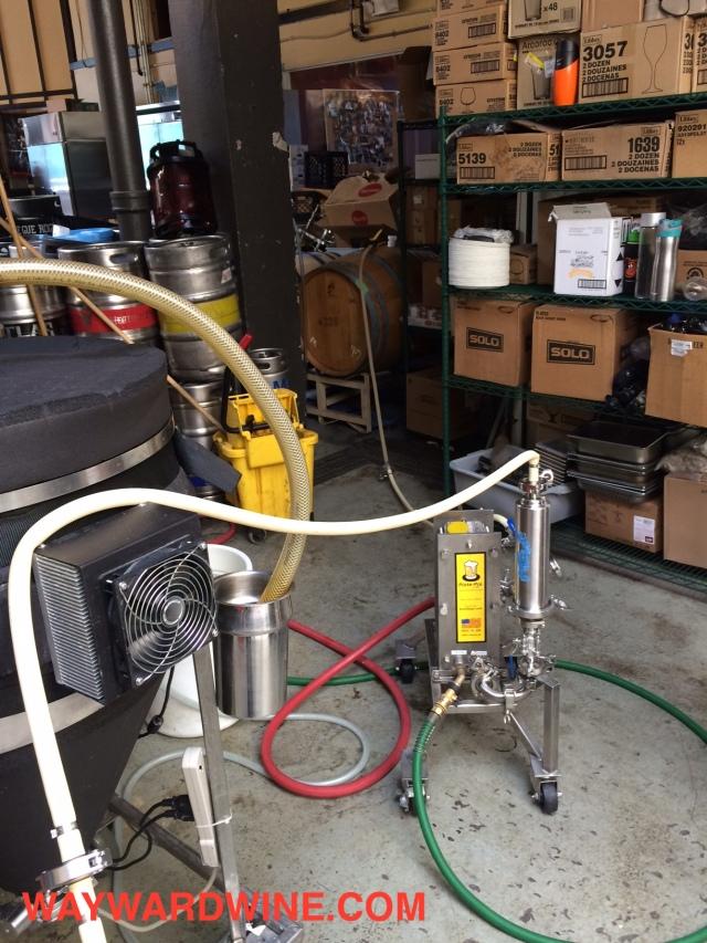 elaborate-pump-system