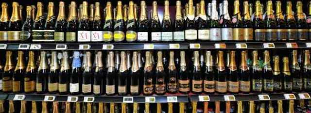 champagne-supermarket-shelf