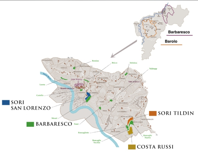 gaja-barbaresco-map