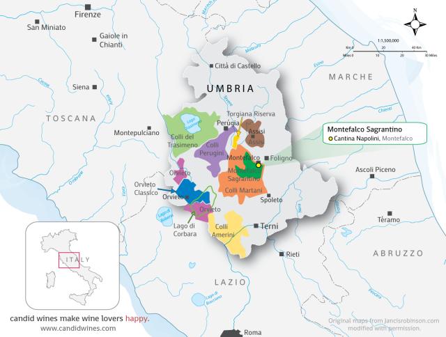 umbria-wine-map