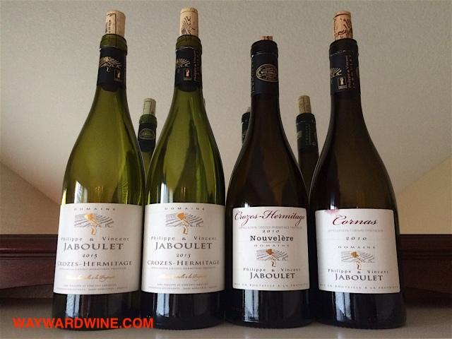 Jaboulet Crozes Hermitage Wine