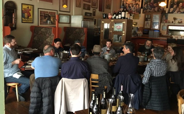 Renato Ratti Lunch