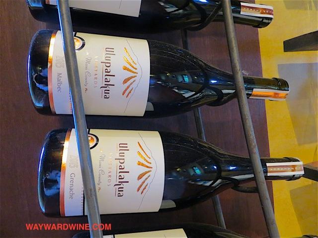 Grenache Malbec Maui Winery