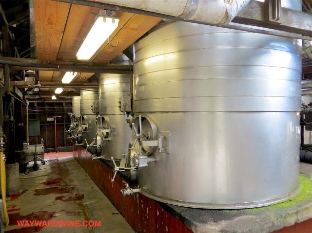 Tanks Maui Winery