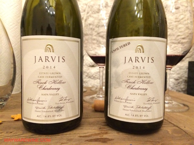 Jarvis Chardonnay Finch Hollow Napa Valley 2014