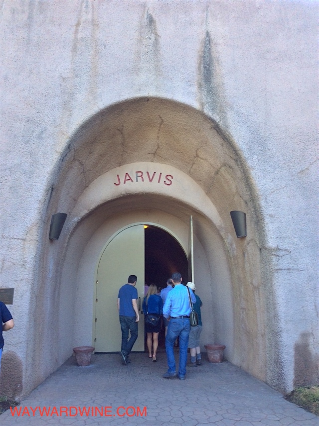 Jarvis entrance