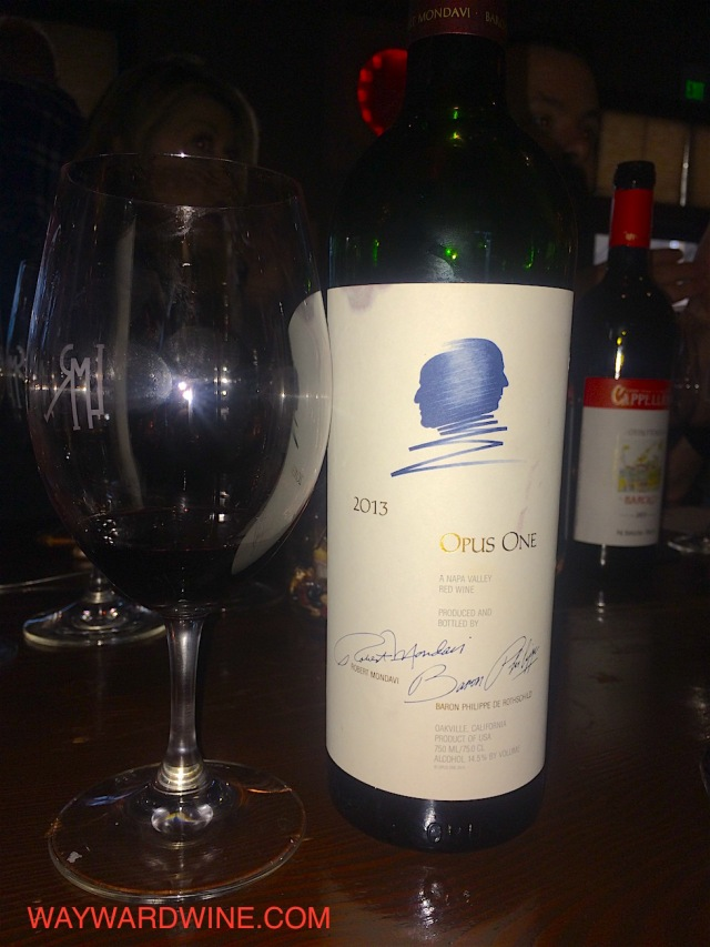 Opus One 2013 Bottle Shot