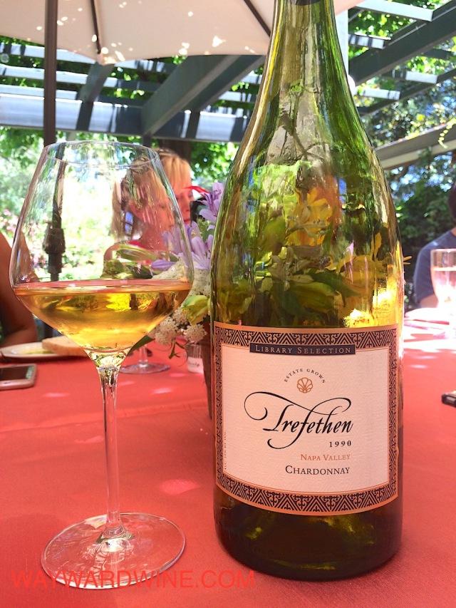 Trefethen 1990 Chardonnay Napa Valley