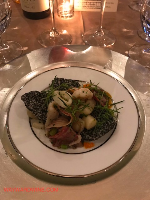 Domaine Serene Dish