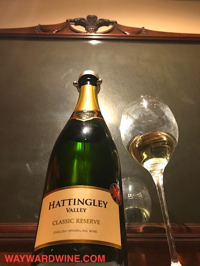 Hattingley Valley Classic Reserve English Sparkling Wine NV