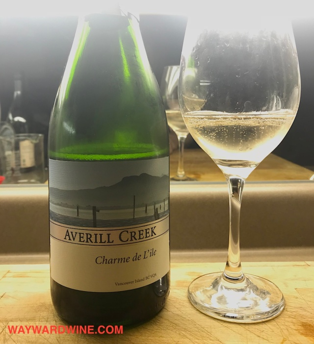 Averill Creek Sparkling Wine