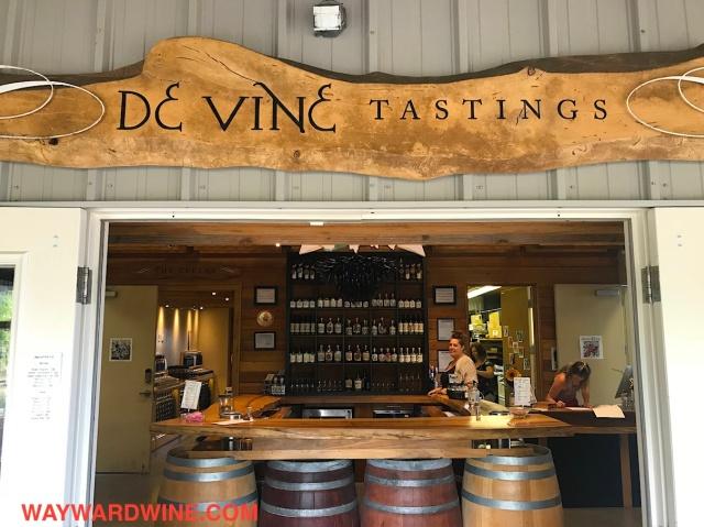 De Vine Tasting Roome